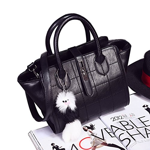 Mme coréenne grand sac de mode/sac à bandoulière portable/Messenger Bag