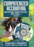 Computerized Accounting Using Microsoft Business Solutions Great Plains 8.0 (2 books + 2 CDs)