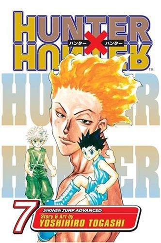 HUNTER×HUNTER ハンターハンター コミック7巻 (英語版)