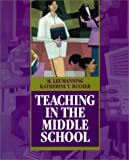 img - for Teaching in the Middle School book / textbook / text book