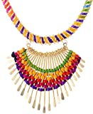 Gudsons Metal Strand Necklace for Women (GND-NECKLACE-MCOLOR-NS020)