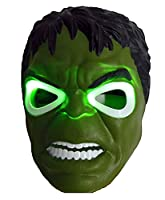 HLLWN Expresss, Hulk LED Light Up Halloween Mask 2014 HLWMSK72 from HLLWN Expresss