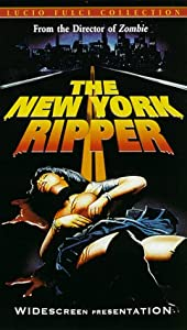 The New York Ripper [VHS]