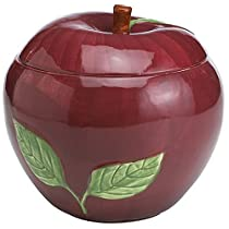 Franciscan Apple Cookie Jar
