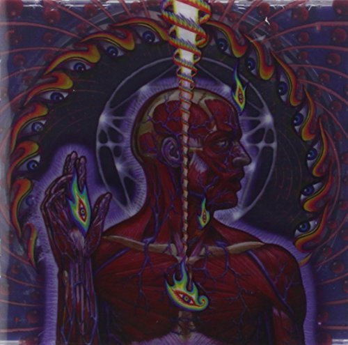 Lateralus by Tool [Music CD]