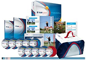 TOURAcademy Home Edition 8-Week Total Golf Improvement Program by Digital Shelf Space Corp