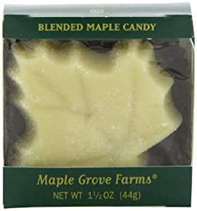 Maple Grove Farms Blended Candy, Large Leaf, 1.5 Ounce (Pack of 12)