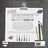 Image de Perfekt zeichnen mit dem Bleistift: Techniken & Übungen zu Linien, Schraffur, Struktur & Perspektiv