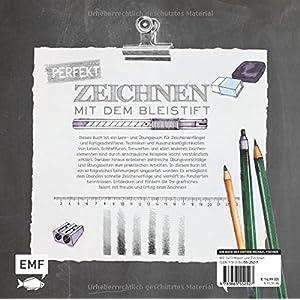 Perfekt zeichnen mit dem Bleistift: Techniken & Übungen zu Linien, Schraffur, Struktur & Perspektiv