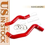 Mouse over image to zoom Details about SILICONE RADIATOR HOSE f. MITSUBISHI LANCER EVO 4 5 6 IV/V/VI CN9A CP9A 96-01 RED