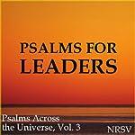 Psalm 63 (NRSV English, French) |  Psalms Across the Universe