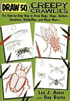 Draw 50 Creepy Crawlies