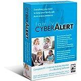 Family Cyber Alert (Version 4.41 CD+Download): Parental Control & Keylogger & Internet Monitoring & Chat Monitoring & Web Filter