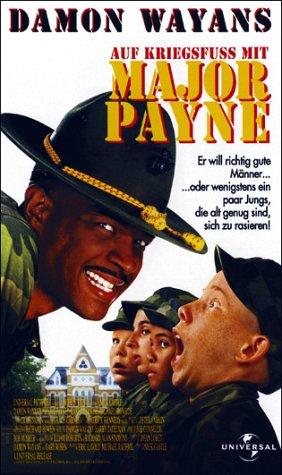 Auf Kriegsfuß mit Major Payne [VHS]