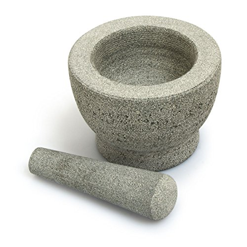 Mortar With Pestle Ø14.5cm Granite 3260g