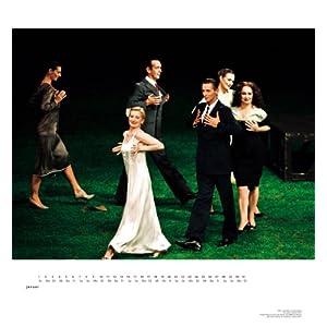 Pina Bausch - Tanztheater Wuppertal, Fotokunst-Kalender 2012