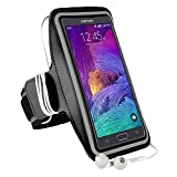 Sumaclife Mesh Outdoor Running Sports Armband Case Pouch For Samsung Galaxy Note 3 ,Note 4 ,Note Edge , S5 / Sony...