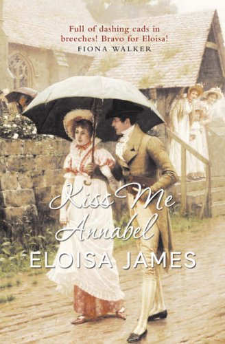 Kiss Me Annabel (Essex Sisters, #2)