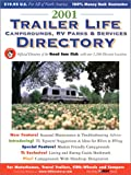 img - for 2001 Trailer Life Directory: Campgrounds, Rv Parks and Services (Trailer Life Directory, 2001) book / textbook / text book