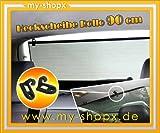 Sonnenschutz 1 x Auto Sonnenrollo 90 cm Sonnenschutzrollo Heckscheibe Rollo NEU !!