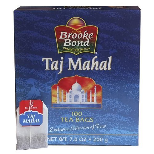 brooke-bond-taj-mahal-orange-pekoe-100-tea-bags-7-oz-by-online-indian-grocery