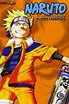 Naruto (3-in-1 Edition), Vol. 4: Incl...