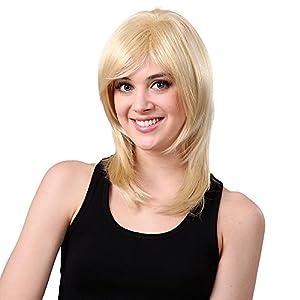 Perruque Postiche Cheveux Court 19