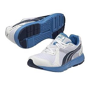 Shoes Descendant v2 white-majolica blue FW 14/15 Puma 39 white-majolica blue