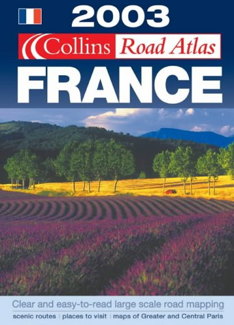 Collins Road Atlas: France (Road Atlas) PDF