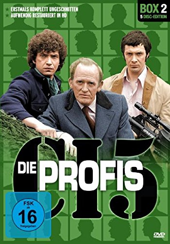 Die Profis - Box 2 [5 DVDs]