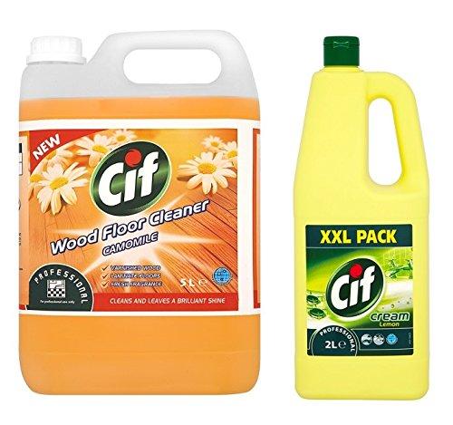 cif-nettoyant-pour-plancher-en-bois-lot-de-professionnel-creme-citron-2-l-etui-de-6-et-camomille-5-l