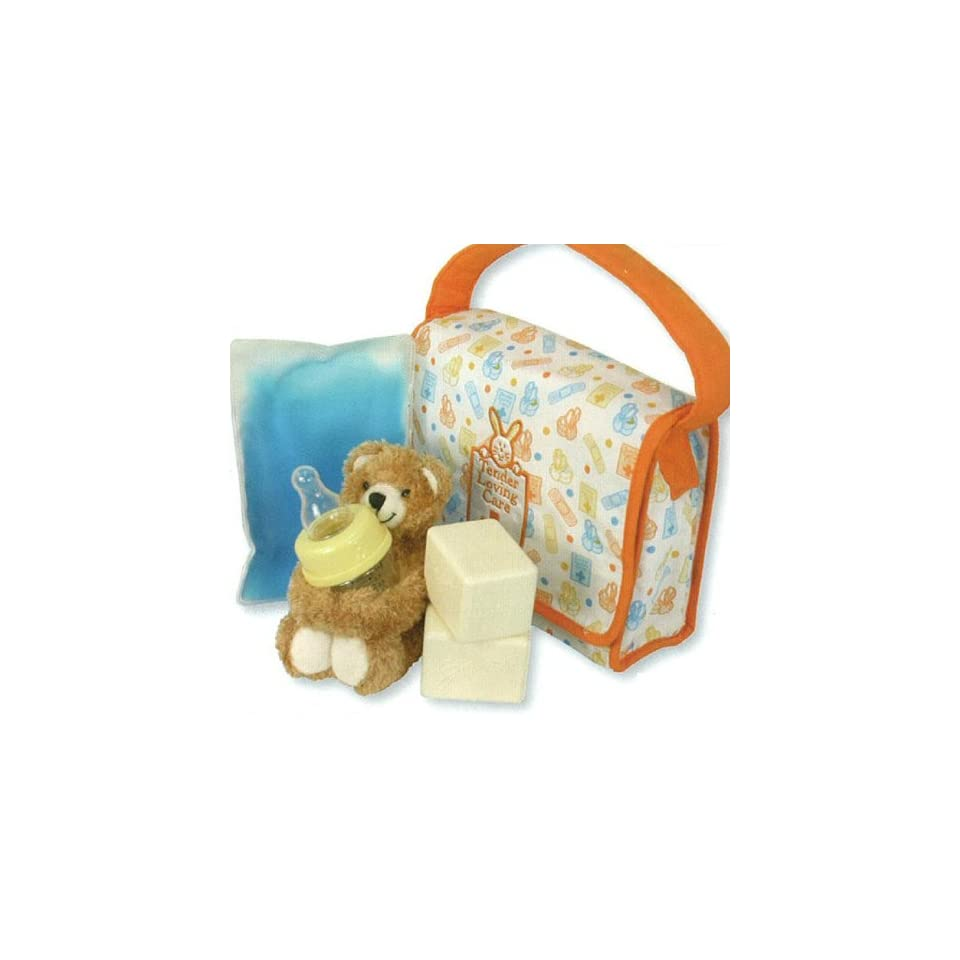 Stephan Baby Tender Loving Care Kit Boo Boo Bear