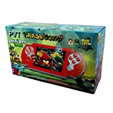 PVT 8 Bit Handheld Console With 999888 Built-In Games Only Compatible With 8 Bit Video Games