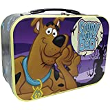 1 X Scooby-Doo Collectible Metal Lunch Box Tin