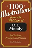 1100 Illustrations from the Writings of D. L. Moody (0801090229) by Moody, Dwight Lyman