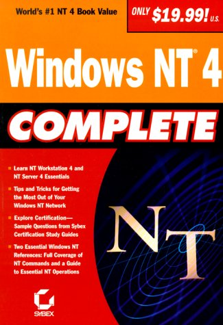 Windows NT 4 Complete