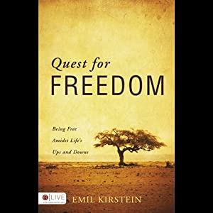 Quest for Freedom Audiobook