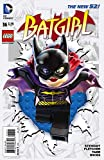 Batgirl #36 (Rare LEGO Variant Cover, DC 52) 1st Printing DC Comics