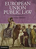 img - for European Union Public Law by Damian Chalmers (2010-10-07) book / textbook / text book