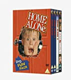 Home Alone/Home Alone 2 /Home Alone 3/Home Alone 4 [DVD] [1990]