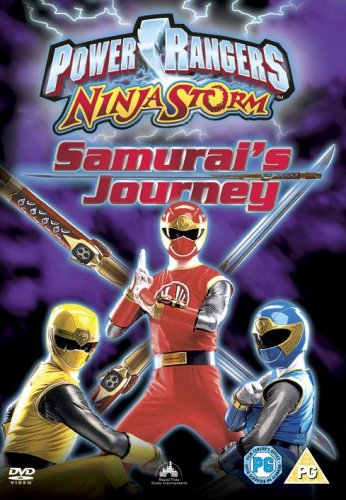 Power Rangers Ninja Storm: Samurai's Journey [DVD]