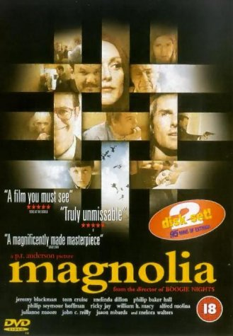 Magnolia Making of Paul Thomas Anderson