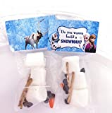 'Do You Wanna Build a Snowman' Frozen Candy Party Favor Kits