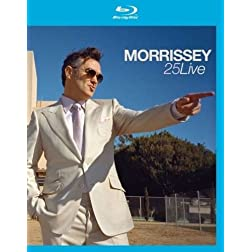 Morrissey-25 Live [Blu-ray]