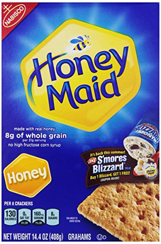 Honey Maid Graham Crackers, 14.4 oz