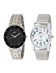 ATC Analog Round Casual Wear Watches For Men Combo-SL-84_SL-88