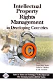img - for Intellectual Property Rights Management in Developing Countries book / textbook / text book