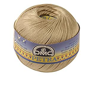 Amazon.com: DMC Petra Crochet Cotton Thread, Size 5-53782