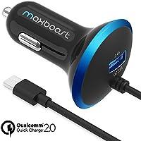 Maxboost 30W QC 2.0 Dual USB Car Charger