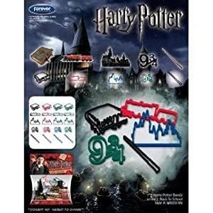Harry Potter Back To School Logo Bandz
